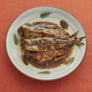 福岡県・いわしのぬか味噌炊き